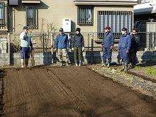 平成24年1月18日菜園インストラクター養成講座 後期実習9回