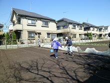 平成24年4月4日 菜園インストラクター養成講座2012 初級前期実習4回
