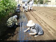 平成23年9月28日菜園インストラクター養成講座後期実習2回
