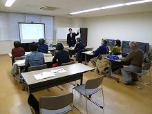 平成24年4月7日 菜園インストラクター養成講座2012 初級前期教室講義